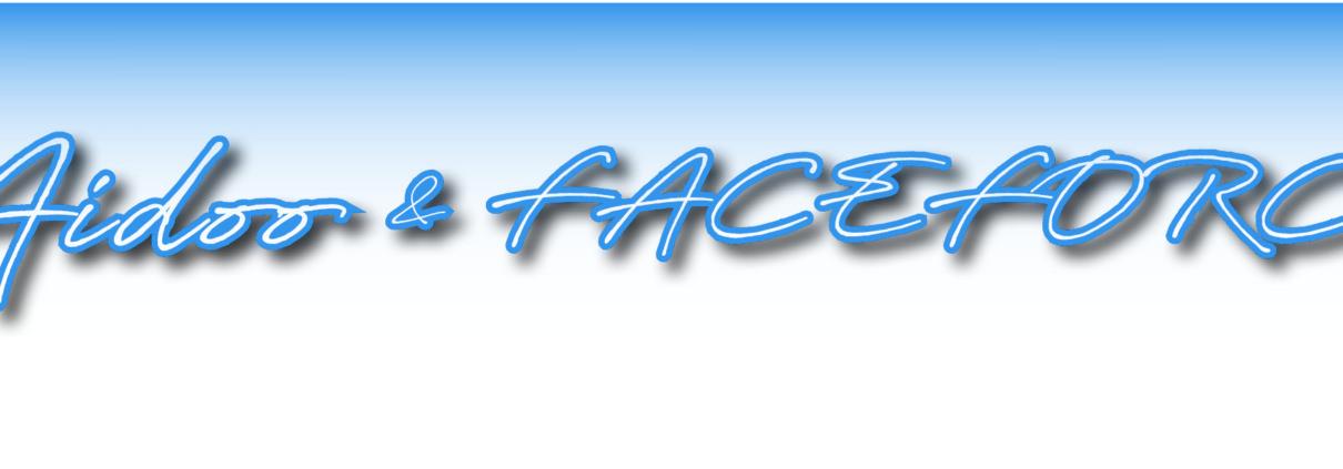Neue Aidoo Schnittstelle zu FACEFORCE 1