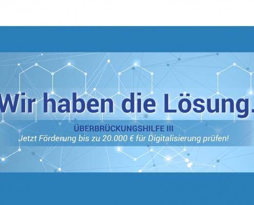 Schon gewusst? Staatliche Förderung von Digitalisierung möglich! 11
