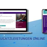 Zusatzleistungen online - kombinieren und buchen! 3