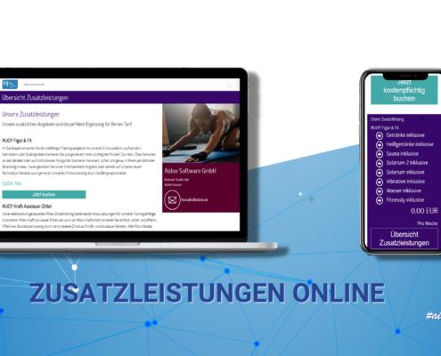 Zusatzleistungen online - kombinieren und buchen! 1