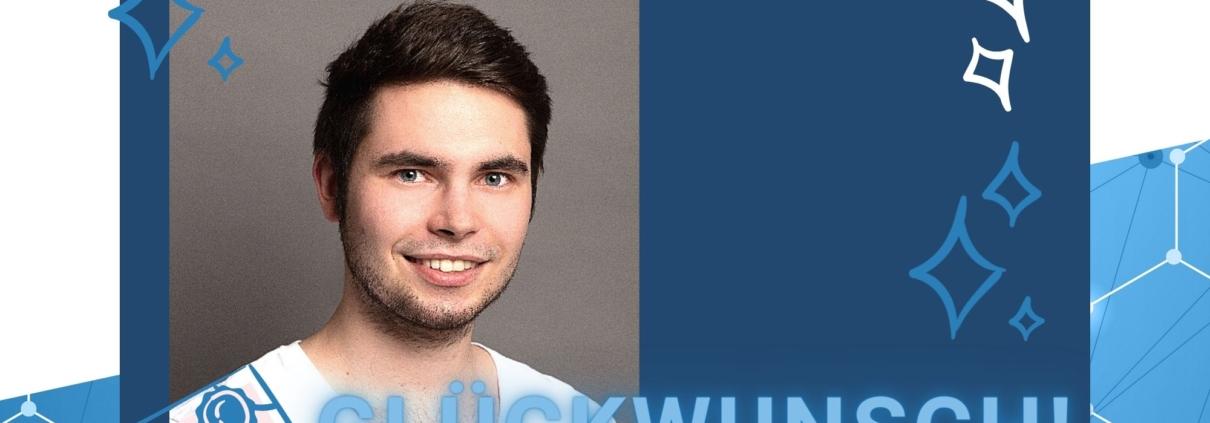 Herzlichen Glückwunsch, Dustin! 1